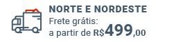 Frete grátis: a partir de R$ 499 para regiões Norte e Nordeste!