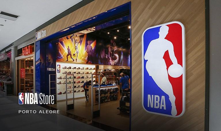 NBA Store - Porto Alegre