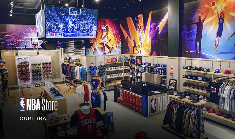 NBA Store - Curitiba