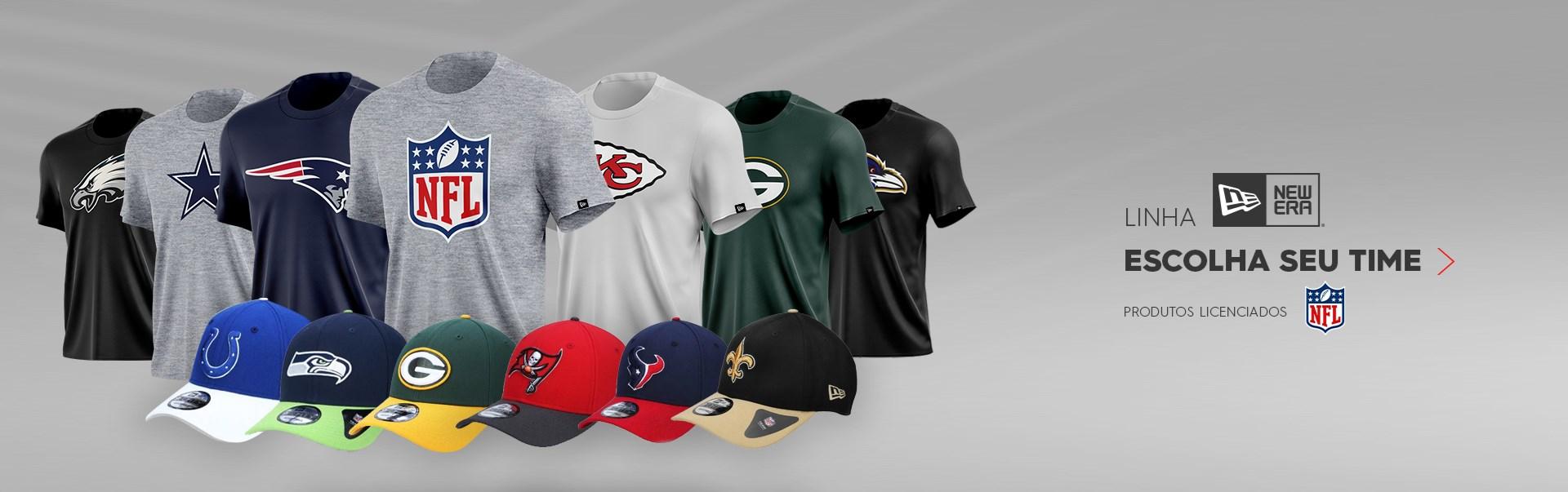 Camisetas Big Logo New Era