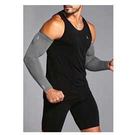 Arm Sleeve Dri-Fit Lupo Sem Costura - Par