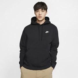 Blusão Nike Sportswear Club Canguru - Preto