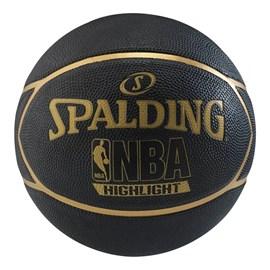 Bola de Basquete Spalding - Highlight - Borracha