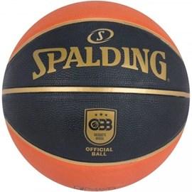 Bola de Basquete Spalding TF-150 CBB Borracha - 7