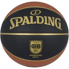 Bola de Basquete Spalding TF-250 CBB Microfibra - 7