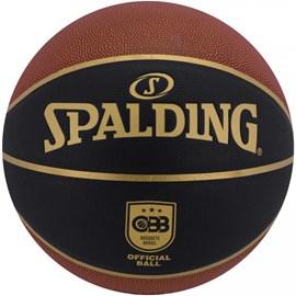 Bola de Basquete Spalding TF-ELITE CBB Microfibra - 7