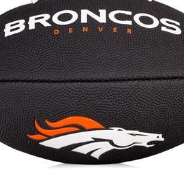 Bola Wilson NFL Team Denver Broncos Junior Black