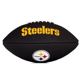 Bola Wilson NFL Team Pittsburgh Steelers Junior Black