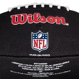 Bola Wilson NFL Team San Francisco 49ers Junior Black