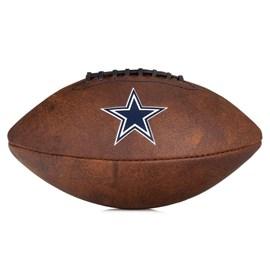 Bola Wilson NFL Throwback Team Dallas Cowboys Junior