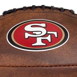 Bola Wilson NFL Throwback Team San Francisco 49ers Junior