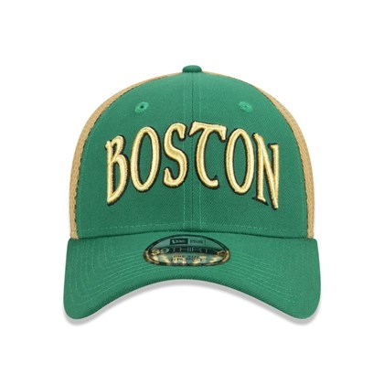Boné 3930 - NBA Boston Celtics City Series - New Era