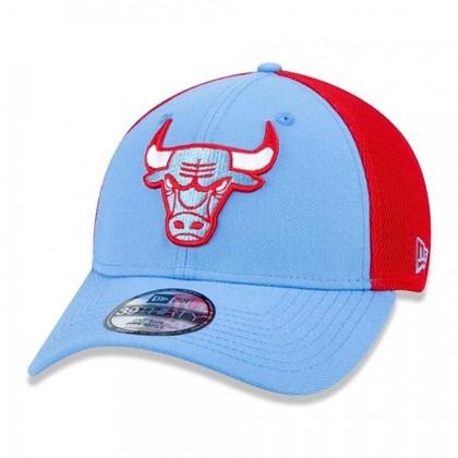 Boné 3930 - NBA Chicago Bulls City Series - New Era
