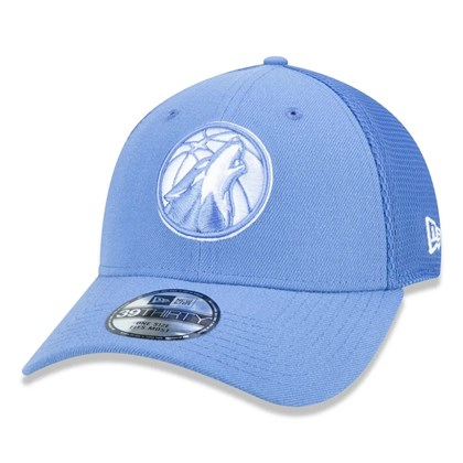 Boné 3930 - NBA Minnesota Timberwolves City Series - New Era