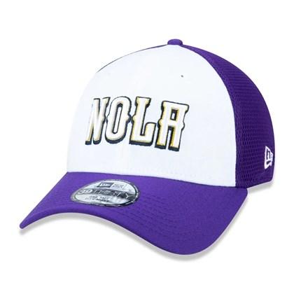 Boné 3930 - NBA New Orleans Pelicans City Series - New Era