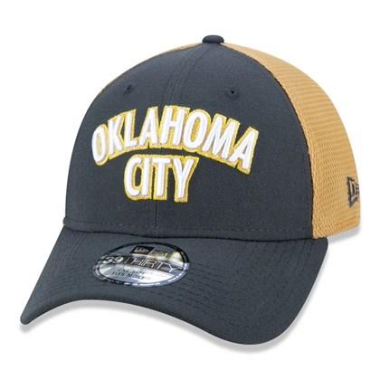Boné 3930 - NBA Oklahoma City Thunder City Series - New Era