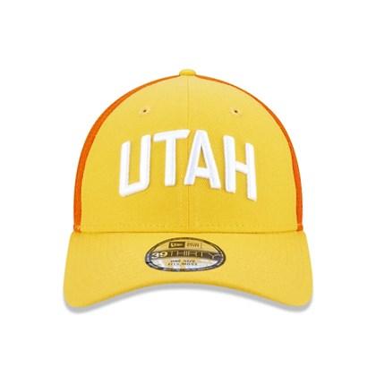 Boné 3930 - NBA Utah Jazz City Series - New Era