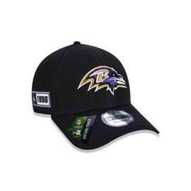 Boné 3930 - NFL On-Field Sideline - Baltimore Ravens - New Era