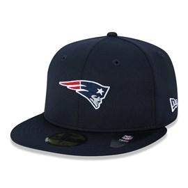 Boné 5950 NFL - New England Patriots Reborn Heritage Team - New Era