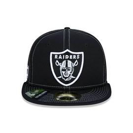 Boné 5950 NFL On-Field Sideline - Las Vegas Raiders - New Era