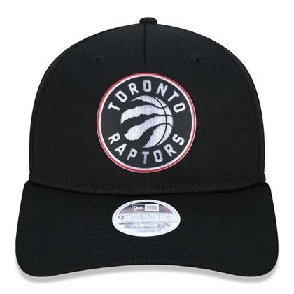 Boné 920 Feminino - NBA Toronto Raptors Back Half - New Era