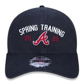 Bone 920 MLB - Atlanta Braves Spring Trainig - New Era