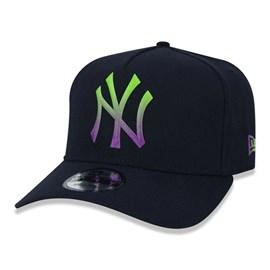 Boné 940 A-Frame MLB New York Yankees Rave Space Gradient - New Era