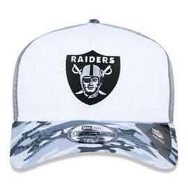 Boné 940 A-Frame NFL - Las Vegas Raiders Military Hot - New Era