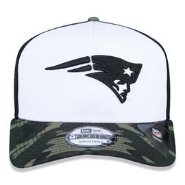 Boné 940 A-Frame NFL - New England Patriots Military Hot - New Era
