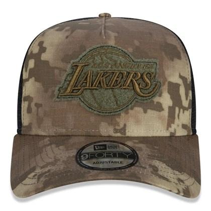 Boné 940 - NBA Los Angeles Lakers Truck Camuflado - New Era