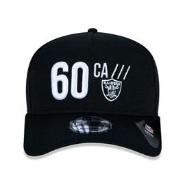 Boné 940 NFL A-Frame - Urban Tech Block Las Vegas Raiders - New Era