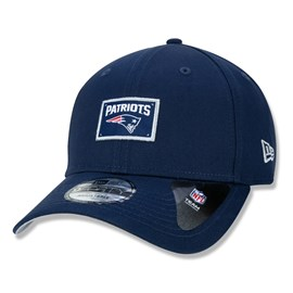 Boné 940 NFL New England Patriots Urban Tech Label - New Era