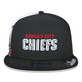 Boné 950 NFL - Draft Font Kansas City Chiefs - New Era