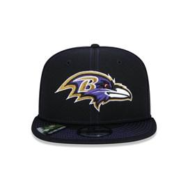 Boné 950 - NFL On-Field Sideline - Baltimore Ravens - New Era