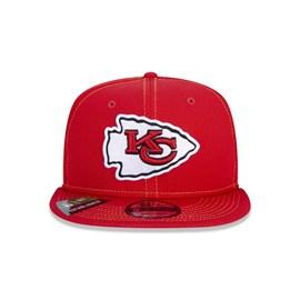 Boné 950 - NFL On-Field Sideline - Kansas City Chiefs - New Era