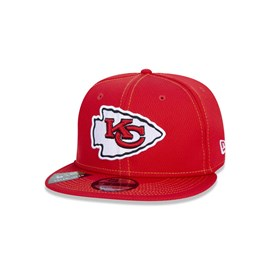 Boné 950 - NFL On-Field Sideline - Kansas City Chiefs - New Era