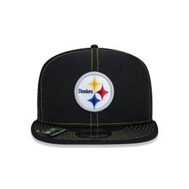 Boné 950 - NFL On-Field Sideline - Pittsburgh Steelers - New Era