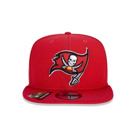 Boné 950 - NFL On-Field Sideline - Tampa Bay Buccaneers - New Era
