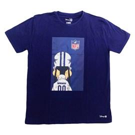 Camiseta Disney NFL - Dallas Cowboys Pateta