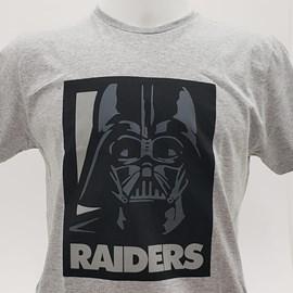 Camiseta Las Vegas Raiders - NFL Star Wars Darth Vader