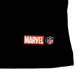 Camiseta Marvel NFL - Las Vegas Raiders Justiceiro