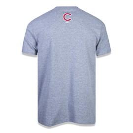 Camiseta MLB Chicago Cubs Grafite - New Era
