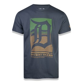 Camiseta MLB Detroit Tigers Extra Fresh Code - New Era