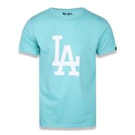 Camiseta MLB Los Angeles Basic Essentials Duo - New Era