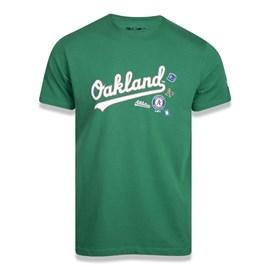 Camiseta MLB Oakland Athletics Logo  - New Era