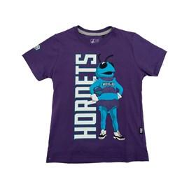 Camiseta NBA Charlotte Hornets Infantil - NBA