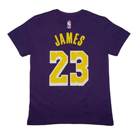 Camiseta NBA Los Angeles Lakers Infantil - NBA