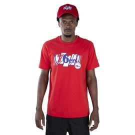 Camiseta NBA Philadelphia 76ers New Era