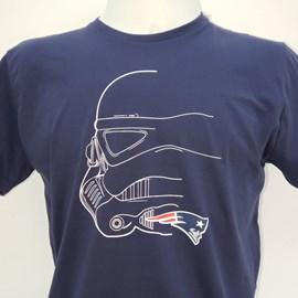 Camiseta New England Patriots - NFL Star Wars