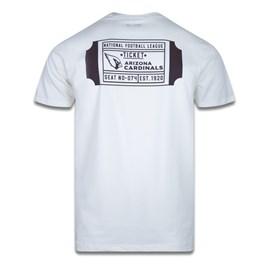 Camiseta NFL Arizona Cardinals Street Taste Ticket - New Era